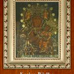 Obrazek Matka Boska Częstochowska w Kaplicy Na Brzegu w Kasinie Wielkiej