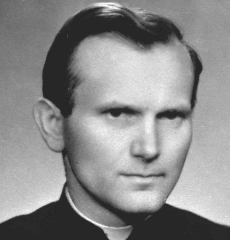 ks. Karol Wojtyła - Kaplica Na Brzegu