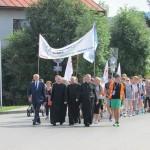XXXVI Piesza Pielgrzymka z Dekanatu Mszana Dolna na Jasną Górę