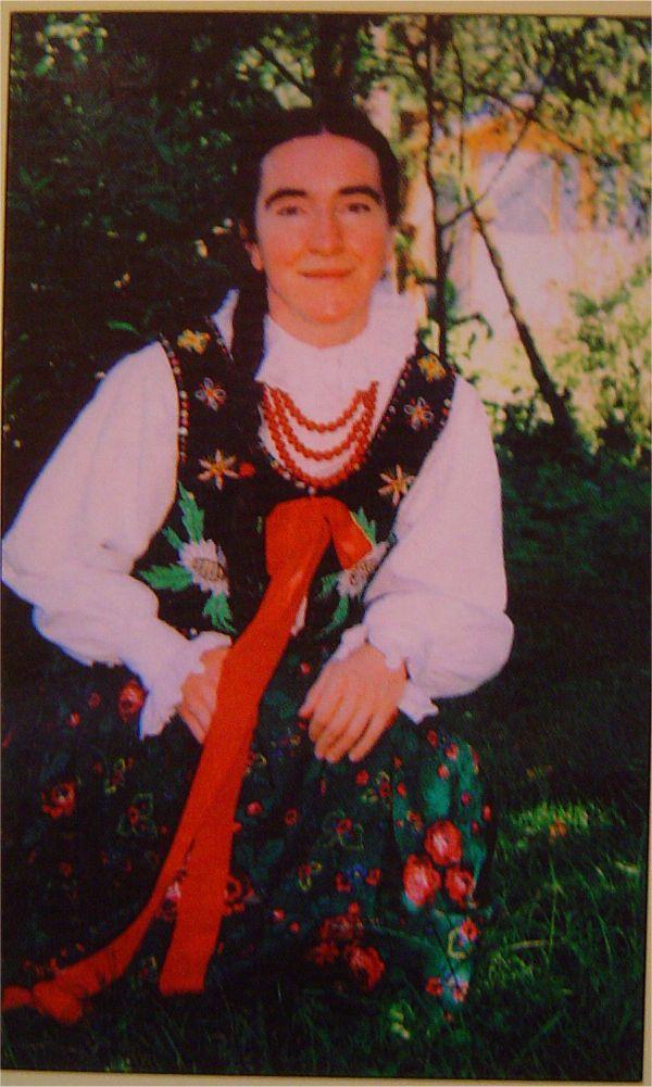 władysława anna jamróz kaplica na brzegu