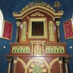 Ustawianie ołtarza w prezbiterium - 22 październik 2016 rok
