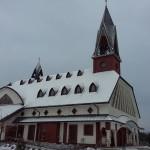 Wybito szybę w Kościele Miłosierdzia Bożego w Mszanie Dolnej