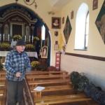 Choinka do Kaplicy Na Brzegu 2016 rok