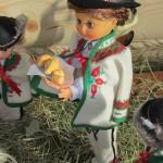 Boże Narodzenie 2016 - dekoracja w Kaplicy Na Brzegu