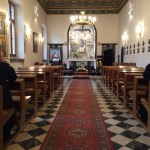 Spotkanie abp Marka  Jędraszewskiego  z kard. Stanisławem Dziwiszem w sobotę 10 grudnia 2016r. w domu arcybiskupów krakowskich