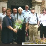 55. rocznica święceń kapłańskich ks. kanonika Mariana Juraszka
