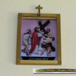 Droga Krzyżowa w Kaplicy Na Brzegu w Kasinie Wielkiej - stacja II