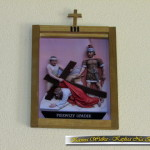 Droga Krzyżowa w Kaplicy Na Brzegu w Kasinie Wielkiej - stacja III