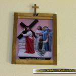 Droga Krzyżowa w Kaplicy Na Brzegu w Kasinie Wielkiej - stacja IV