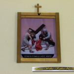 Droga Krzyżowa w Kaplicy Na Brzegu w Kasinie Wielkiej - stacja V