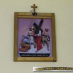 Droga Krzyżowa w Kaplicy Na Brzegu w Kasinie Wielkiej - stacja VI