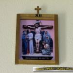 Droga Krzyżowa w Kaplicy Na Brzegu w Kasinie Wielkiej - stacja XII