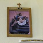 Droga Krzyżowa w Kaplicy Na Brzegu w Kasinie Wielkiej - stacja XIV