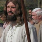 Misterium Męki Pańskiej w Kalwarii Zebrzydowskiej 2017 : Wjazd Jezusa do Jerozolimy