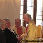 Spotkanie Opiekunów Szlaków Papieskich na Franciszkańskiej 3 u Abp Marka Jędraszewskiego  Metropolity Krakowskiego - 29 kwiecień 2017 rok
