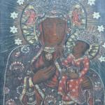 Matka Boska Częstochowska w Kaplicy Na Brzegu - Kasina Wielka