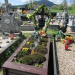 Cmentarz Parafialny na Kaletowie - Część C 1