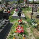 Cmentarz Parafialny na Kaletowie - Część F 6