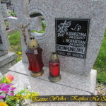 Cmentarz Parafialny na Kaletowie - Część E 1