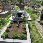 Cmentarz Parafialny na Kaletowie - Część E 4