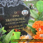 Cmentarz Parafialny na Pańskim - Część D 6