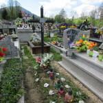 Cmentarz Parafialny na Kaletowie - Część E 5