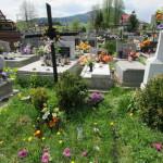 Cmentarz Parafialny na Kaletowie - Część H 1