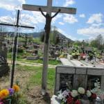Krzyż - Cmentarz Parafialny na Kaletowie - Część E 7