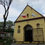św. Jan Paweł II w Kaplicy Na Brzegu - Maj 2017 rok