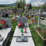 Cmentarz Parafialny na Kaletowie - Część H 4