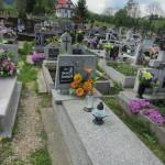Cmentarz Parafialny na Kaletowie - Część G 6