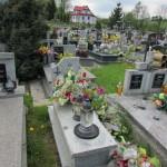 Cmentarz Parafialny na Kaletowie - Część H 7
