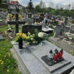 Cmentarz Parafialny na Kaletowie - Część H 8