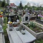 Cmentarz Parafialny na Kaletowie - Część H 9