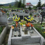 Cmentarz Parafialny na Kaletowie - Część H 10