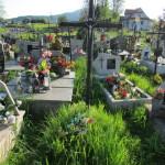 Cmentarz Parafialny na Kaletowie - Część J 1