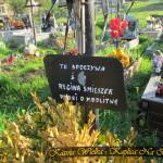 Cmentarz Parafialny na Kaletowie - Część J 4