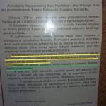 Protokół z posiedzenia DRP w Kasinie Wielkiej 28 luty 2016 rok