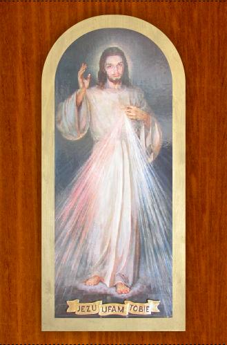 Koronka do Miłosierdzia Bożego Kaplica Na Brzegu