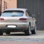 Porsche Macan wartość sporo ponad 400 000 tyś. złotych  (2017 rok)