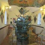 Boże Narodzenie 2017 – dekoracja w Kaplicy Na Brzegu