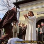 Misterium Męki Pańskiej w Kalwarii Zebrzydowskiej 2018: Wielki Czwartek