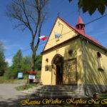 3 maj 2018 rok Kaplica Na Brzegu
