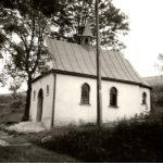 Kaplica Na Brzegu około 1990 rok