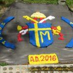 Pamiątki związane ze św. Janem Pawłem II w Kaplicy Herb