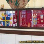 Pamiątki związane ze św. Janem Pawłem II w Kaplicy - wota