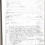 Z Kroniki Parafialnej 1865 rok - 1 - Kaplica Na Brzegu
