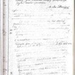 Z Kroniki Parafialnej 1865 rok - 2 - Kaplica Na Brzegu