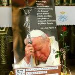 57. rocznica nawiedzenia Kaplicy Na Brzegu przez św. Jana Pawła II - 16-17 maj 2019 rok