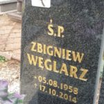 Ś.P.  Zbigniew Węglarz